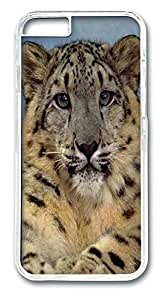 Baby Tiger Kawaii iPhone Case PC Hard Case Back Cover for Apple corruption iPhone 6 4.7inch disturbing kingdom &hong hong customize