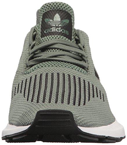 Adidas Originaler Menns Swift Run Trcame / Svart / Hvit