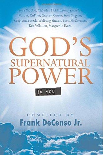 Gods Supernatural Power Frank DeCenso product image