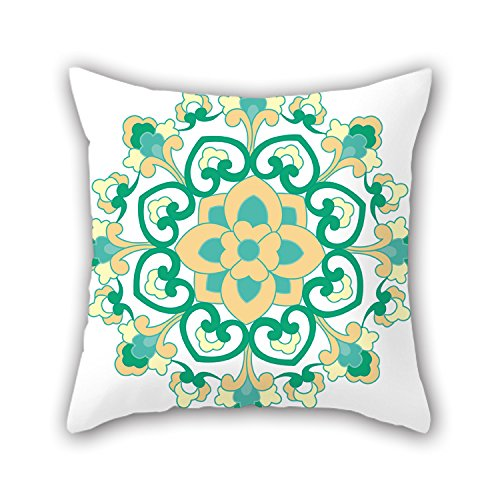 NICEPLW 20 X 20 Inches / 50 By 50 Cm Bohemian Pillow Covers,double Sides Is Fit For Teens Girls,valentine,wife,home Office,bf,kids