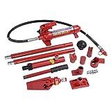 Goplus 4 Ton Porta Power Hydraulic Jack Body