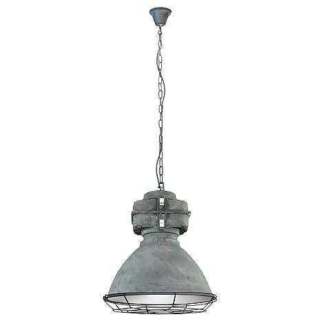 Brilliant lámpara colgante Anouk E27 PE 1 Barbacoa Versión | 60 W | F de 93444