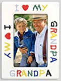 Malden I love my Grandpa Photo Frame - 4 x 6 inches