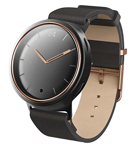 Misfit Phase Hybrid Wearables Smartwatch MIS5002  - Black by Misfit Wearables