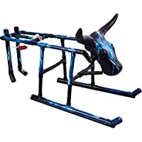 The Dragsteer Roping Dummy Red
