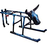 The Dragsteer Roping Dummy Green