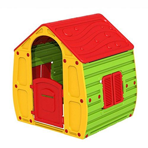 Spielhaus Magical-House aus Kunststoff