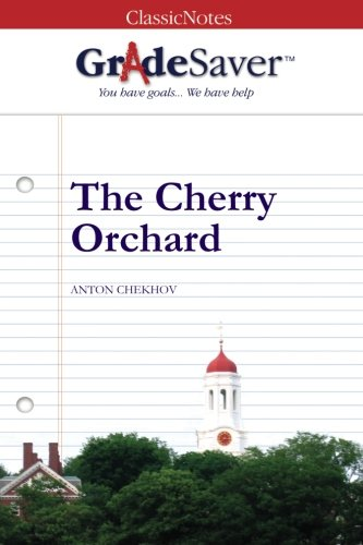 which character represents the past in the cherry orchard