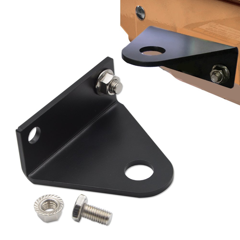 Heavy Universal Zero Turn Mower Trailer Tow Hitch 3'' Mount Fits Cub cadet RZT 42 50 54 2012 and older by XJMOTO
