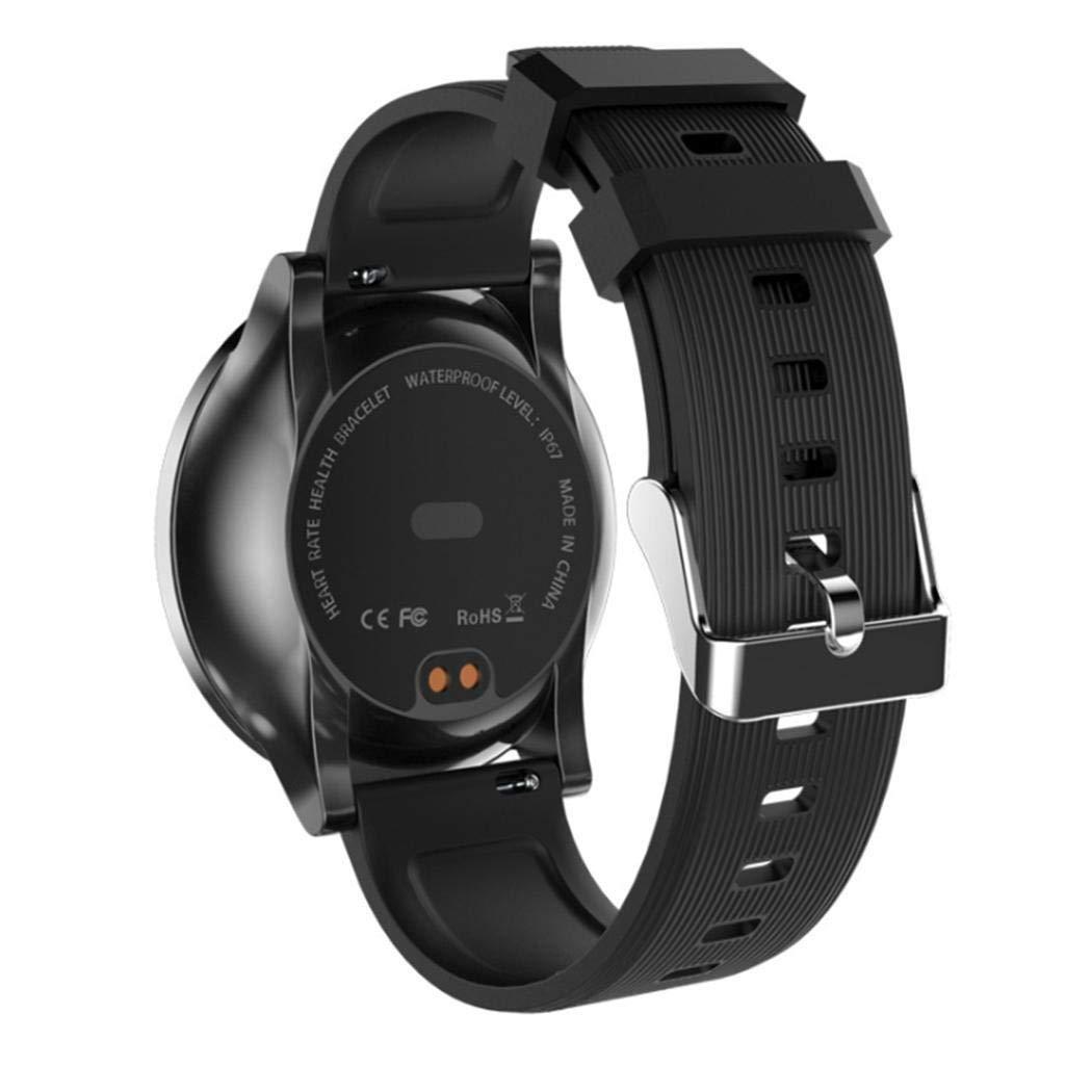 Junio1 Regalo Smartwatch Sportivo Impermeabile contapassi Smartwatch