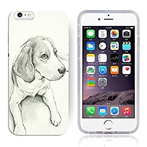 Animal Art Illustration Pattern HD Durable Hard Plastic Case Cover for iphone 4s