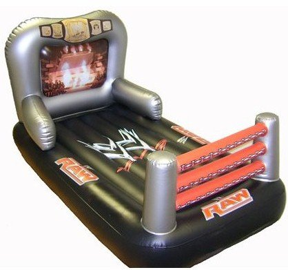 Amazon Com Wwe Ring Bed Kitchen Dining