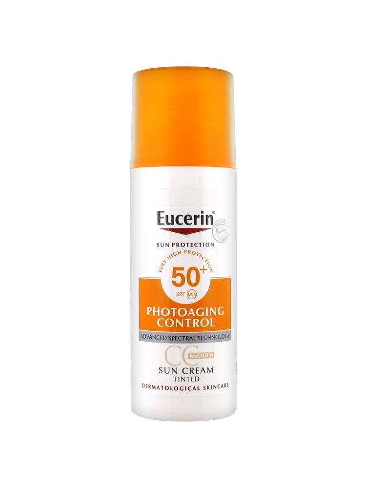Eucerin Sun Protección Sun Crema CC Creme SPF 50+ 50ml