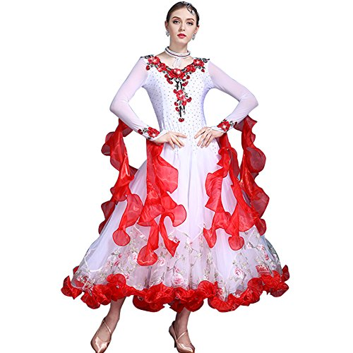 NAKOKOU-Womens-Ballroom-Dance-Competition-Dresses-Plus-Size-Ballroom-Dance-DressesRedXL