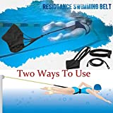 Swim Tether Stationary Swimming, 3.0 M Swimming