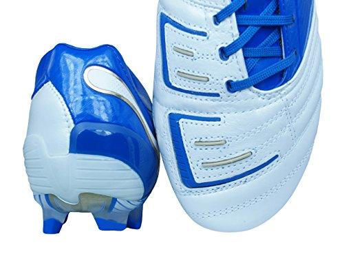 Puma PowerCat 1.12 FG 102470 Herren Sportschuhe - Fußball Weiß (Weiß)