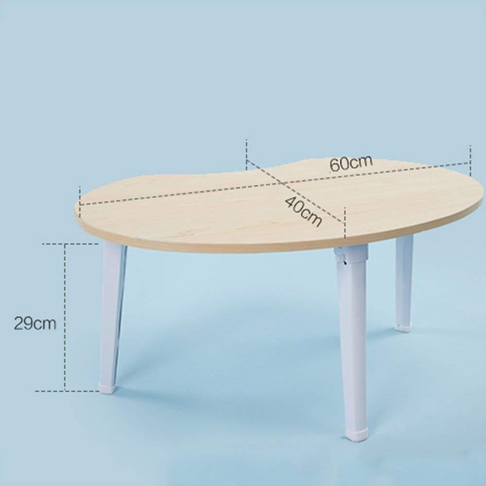 Based Panels Foldable Laptop Tables Lazy Desk Multi-Purpose Desk GUI Table-Wood