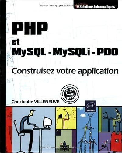 PHP et MYSQL - MySQLi - PDO