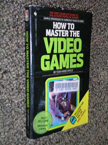 How to Master the Video Games