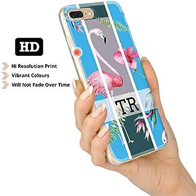 Amazon.com: TULLUN - Carcasa personalizada para iPhone con ...