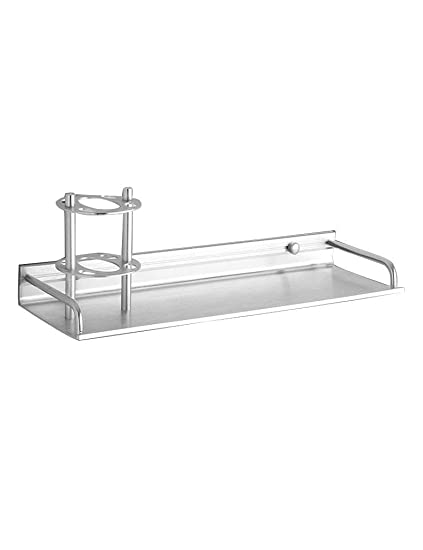 DEE Shelf-Extremely Firm Shower Shelf Space Estante de Aluminio Pasta de Dientes Cepillo de