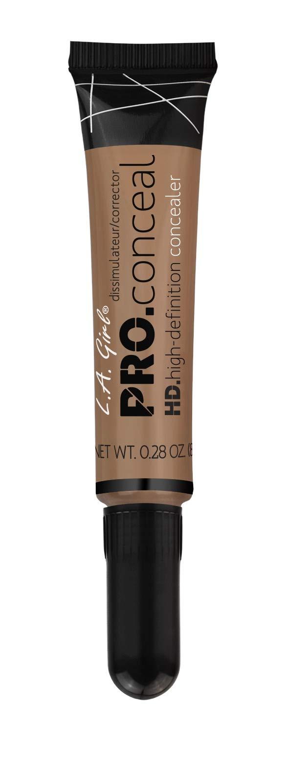 L.A. Girl Cosmetics Pro Conceal HD Concealer, Espresso 8 g