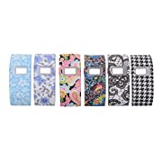 Amazon #DealOfTheDay: XCSOURCE 7pcs Colorful Band Cover Slim Designer Sleeve Protector with Buckle for Fitbit Charge HR TH432