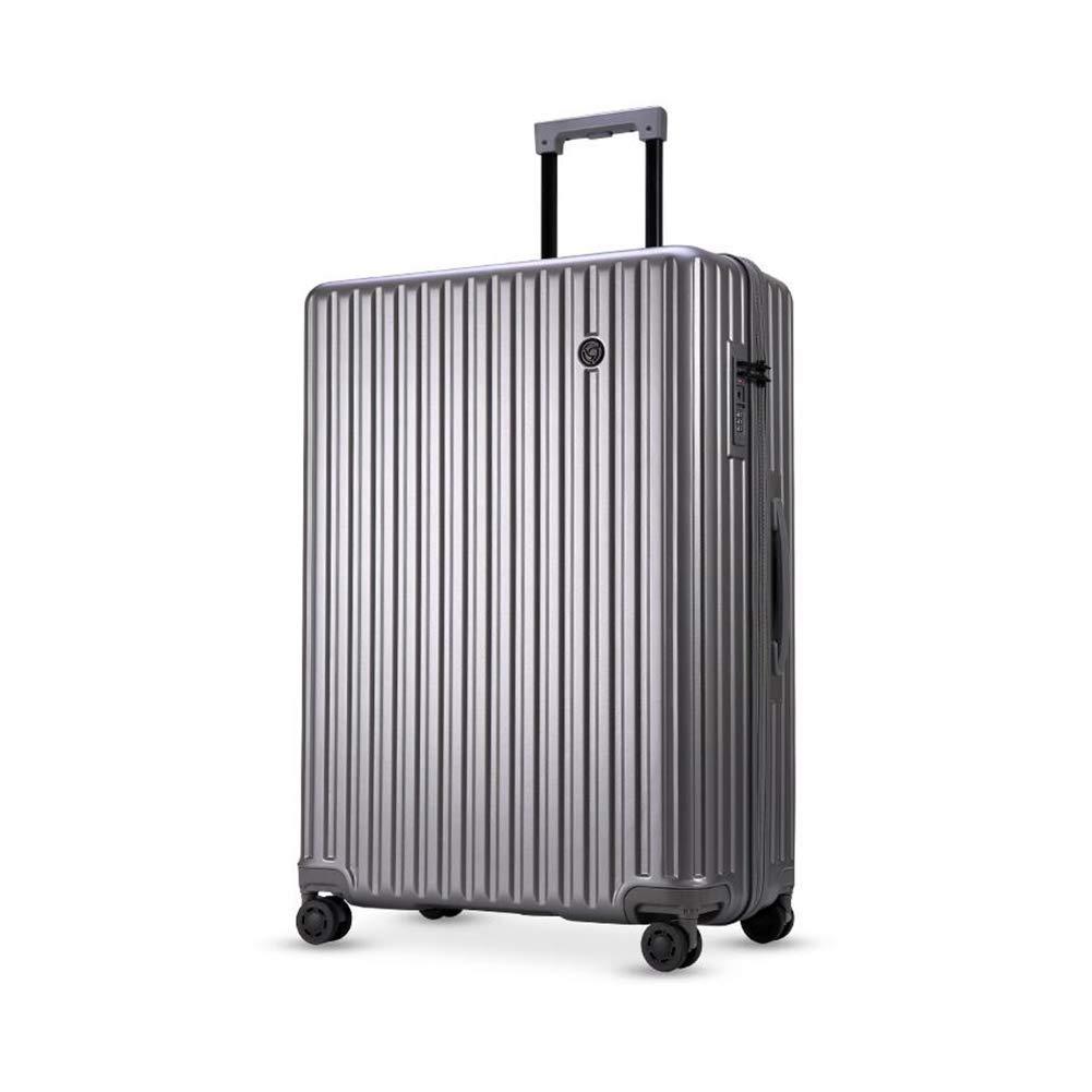 実用的なスーツケース スーツケース、トロリーケースユニセックストラベルバッグ防水キャリーオンハンドバッグ大容量耐久性のあるハードシェルビジネスホールドオールバッグキャビンケース搭乗シャーシ (色 : C, サイズ : 38*23*50cm) B07T537M8C C 38*23*50cm