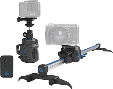 The Movie Maker - Kit de Movimiento de cámara – Deslizador ...