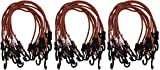 Kotap Adjustable 32-Inch Bungee Cords, 10-Piece, Item: MABC-32 (3-Pack)