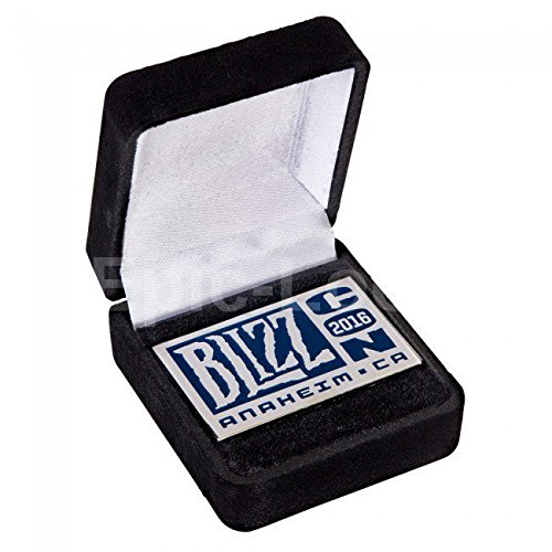 Blizzcon 2016 Logo Pin Blizzard -