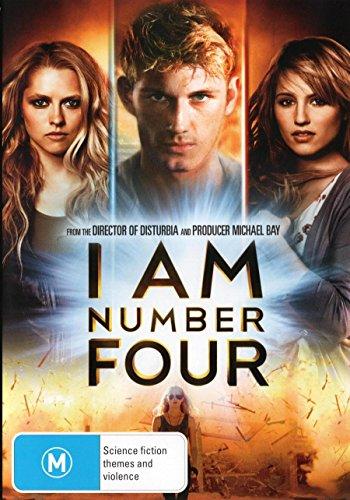 i am number 4 dvd - 1