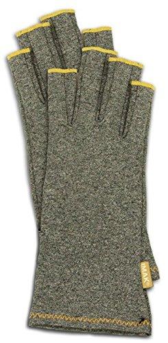 (IMAK Compression Arthritis Gloves, Gold, Medium)