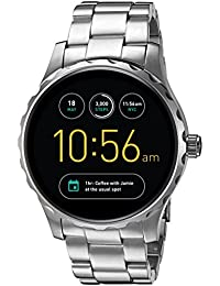 Q Marshal Gen 2 Stainless Steel Touchscreen Smartwatch FTW2109