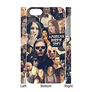 American Horror Story Personalized 3D Cover Case for iPhone 6 4.7customized phone case ygtg-770662