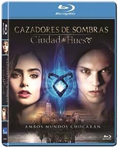 Cazadores De Sombras: Ciudad De Hueso [Blu-ray]