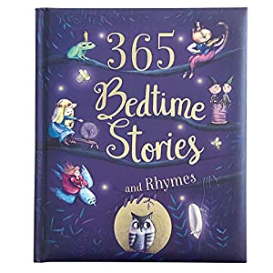 365-Bedtime-Stories-and-Rhymes-Hardcover--2-Oct-2018