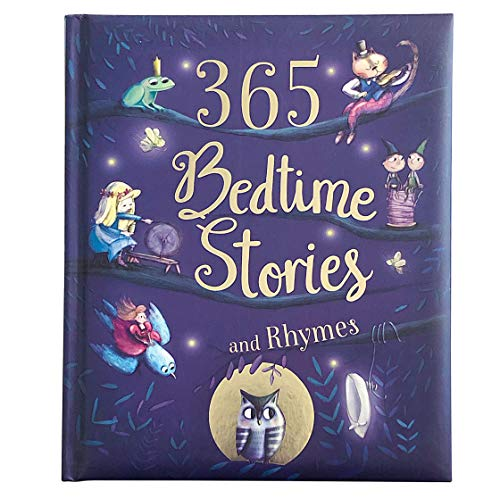 365 Bedtime Stories and Rhymes (Best Short Poems Of All Time)