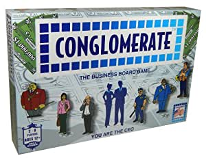 Conglomerate - The Business Board Game