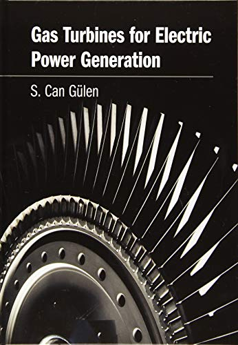 Gas Turbines for Electric Power Generation