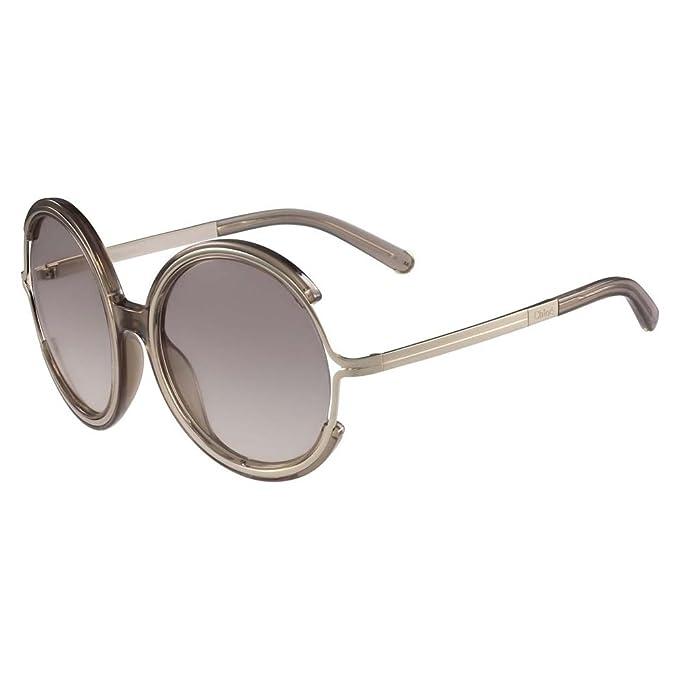 Chloé CE708S 272 58, Gafas de Sol Unisex-niños, Crystal ...