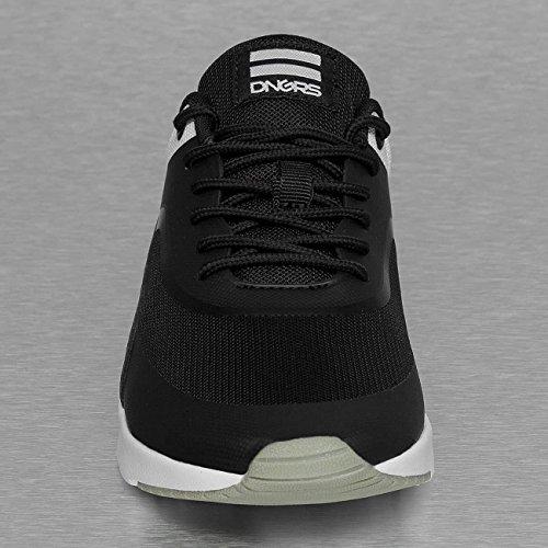 Dangerous DNGRS Damen Schuhe/Sneaker London Schwarz