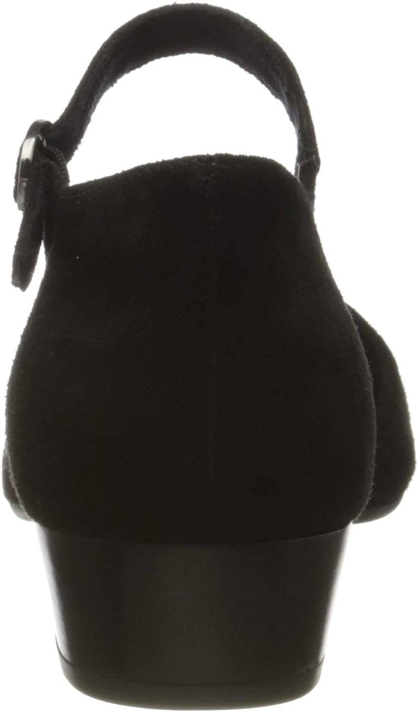 Tamaris 1-1-24210-24, Sandales Bout fermé Femme Noir Black 001