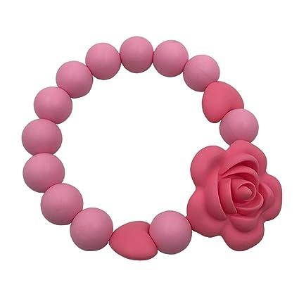 Amazon.com  Amyster Designer Teething Beads Bracelet for Women 722a12dde