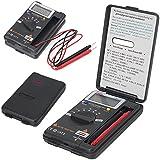 Because0f AN8203 Digital Multimeter DC AC Voltage Resistance Capacitance Tester Voltmeter