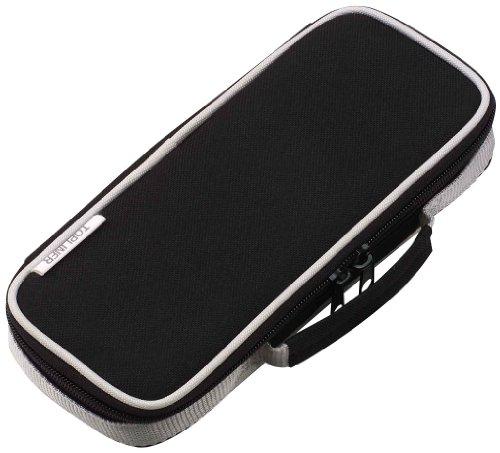 Lei mai Fujii horizontal en aluminium cas de carte de visite gris CH828N (japon importation) 98cq13