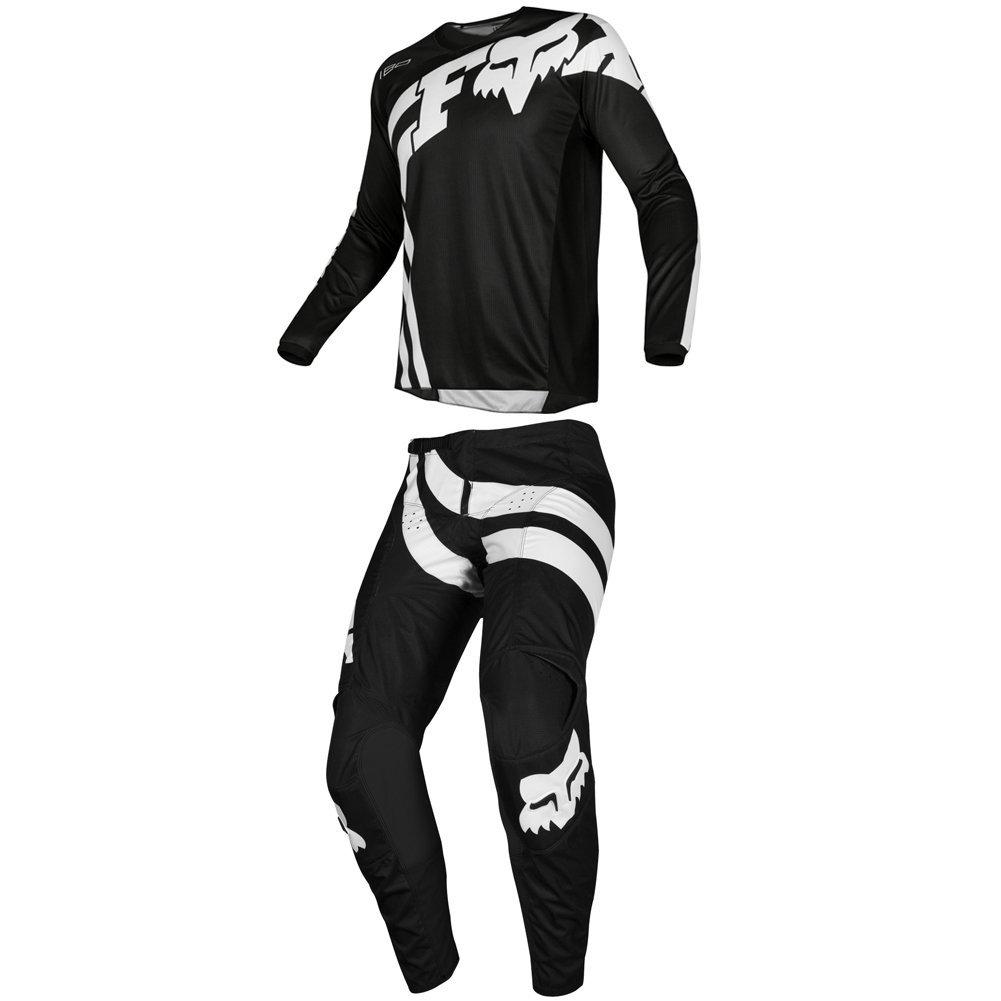 Fox Racing 2019 180 COTA Jersey and Pants Combo Offroad Gear Set Adult Mens Black XXXL Jersey/Pants 40W by Fox Racing