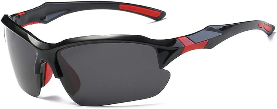 iSpchen - Gafas de Sol polarizadas para Hombre, protección UV 400, Gafas Protectoras para Ciclismo, esquí, Pesca, Golf, Gafas: Amazon.es: Belleza
