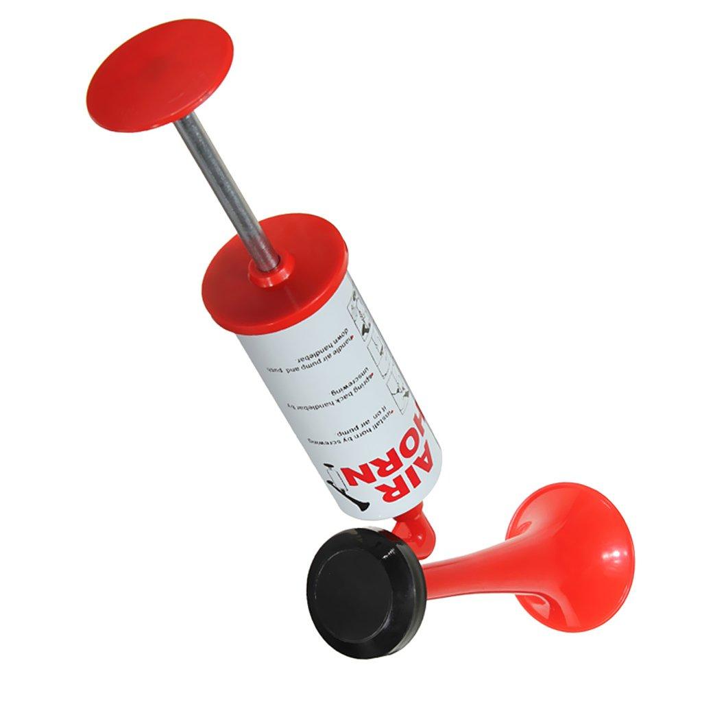 Homyl Air Horn Partyhorn Hupe Fantr/öte Druckluftfanfare ohne Gas