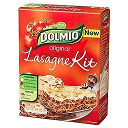Dolmio Original Lasagne Meal Kit (525g) - Pack of 2